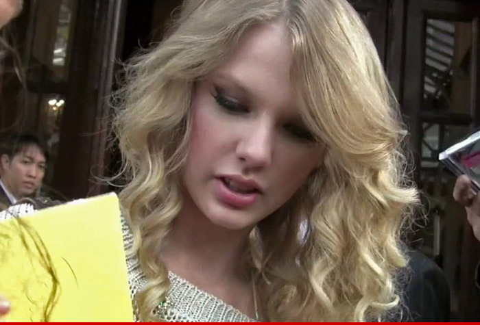 Taylor Swift -- Countersues  Radio DJ ... You Grabbed My Ass, Now You're Gonna Pay