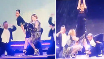 Madonna -- Katy Perry and Mommie Dearest in Concert (VIDEO)