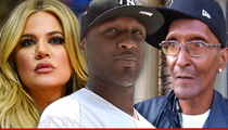 Lamar Odom -- Calling the Shots at Hospital ... Khloe Didn't Block Father