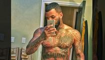 The Game -- Lethal Weapon ... Barely Concealed (PHOTO)