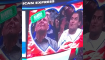Mark Cuban -- Kiss (Cam) and Make Up ... with Steve Ballmer
