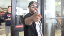 Ice Cube -- Jerry Heller Lawsuit?? That's News to Me (VIDEO)