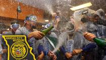 Kansas City -- No Riot, No Arrests ... After Royals Victory