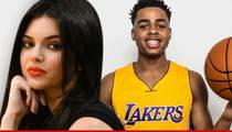 Kendall Jenner -- Not Dating D'Angelo Russell ... 'Just Friends'