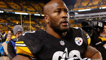 James Harrison -- I'll Bust Your Ass On a Boat ... For $900