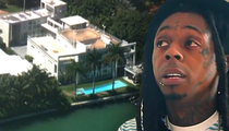 Lil Wayne -- $30 Million In Art Up For Grabs In Police Raid