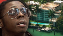 Lil Wayne -- Cops Descend on Miami Beach House to Seize Property