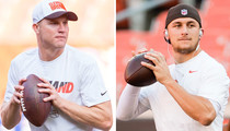 Josh McCown vs. Johnny Manziel -- Who'd You Rather?