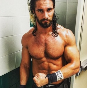Seth Rollins' Sexy Photos That'll Make You Tap Out!