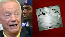 Jerry Jones -- I Haven't Met Dez's Monkey ... But I LOOOOVE Primates!