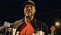 Ron Harper Defends Michael Jordan ... Kareem's Got Him All Wrong (VIDEO)