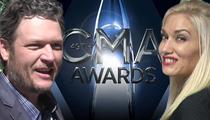 Blake Shelton and Gwen Stefani -- Hangin' In Nashville