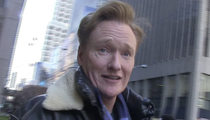 Conan O'Brien -- I Don't Steal Jokes from Bloggers