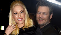 Gwen Stefani -- Blake Shelton Has Done Wonders for My Self-Esteem