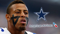 Dallas Cowboys -- Huge Sponsor Stands By Team ... Despite Greg Hardy Pics