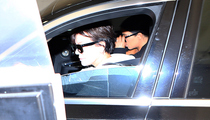 Lamar Odom -- Kardashians Make Hospital Pilgrimage for His Birthday