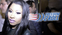 Nicki Minaj -- Wheelchair Org Wants Her to Make Good ... Come Roll With Us!