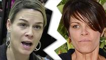 Cat Cora -- Divorcing Wife ... Custody War Brewing