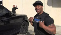 Ray Rice -- I'm Ready to Play ... Even in Antarctica (VIDEO)