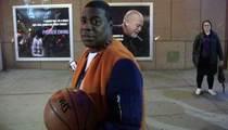 Tracy Morgan -- Head Knickerbocker In Charge (Video)