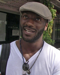 aldis hodge walking dead