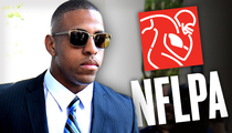 NFL Player's Association -- It's Our Duty to Defend Greg Hardy ... No Matter the Criticism