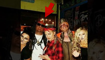 Jason Aldean -- Yep, That's Me in Blackface ... for Lil Wayne Costume (PHOTO)