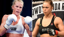 Holly Holm vs. Ronda Rousey -- Who'd You Rather?