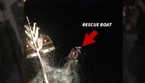 EDM Dance Cruise -- Woman Goes Overboard (PHOTO)