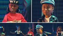Missy Elliott -- These 'WTF' Puppets Better Twerk!!!