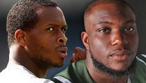 Geno Smith -- Teammate Calls BS On Fight Claim ... IK Punch Was Definitely About Money