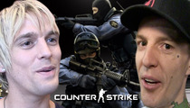 Deadmau5 vs. Aaron Carter -- Epic Video Game Battle For Remix Rights