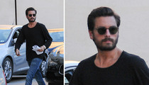 Scott Disick -- Post-Rehab Beard Brings in Big Money