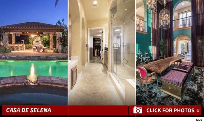 Images of selena gomez house