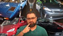 TMZ Staff Picks -- What's Your Favorite Car?!