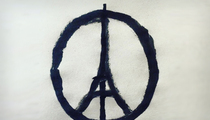 Paris Attacks -- The Symbol Of Paris Is Peace