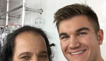 Alek Skarlatos -- Lands Film Role ... Alongside Ron Jeremy