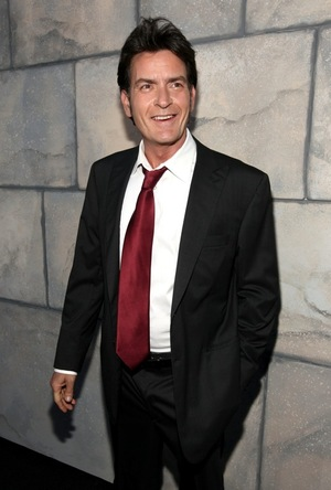 Charlie Sheen -- Through the Years