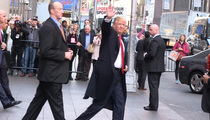 Donald Trump -- My Security Team Is YUGE! (VIDEO)