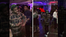 Kendrick Lamar -- Awesome Wedding Crash ... Almost a Total FAIL (VIDEO)
