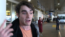 'Breaking Bad' Star RJ Mitte -- Face Injured in Hunting Accident (VIDEO)