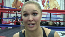 Ronda Rousey --  Won't Lose 'Road House' Gig ... Despite K.O. Loss