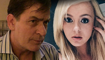 Charlie Sheen -- Bree Olson Is a Liar