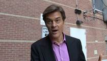 Dr. Oz -- Charlie Sheen Is Healthier Now Than When He Was Snorting Coke (VIDEO)