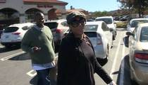 Tamar Braxton -- Out Of The Hospital But Not Outta The Woods (VIDEO)