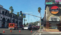 Hollywood Bomb Scare Shuts Down Sunset Strip