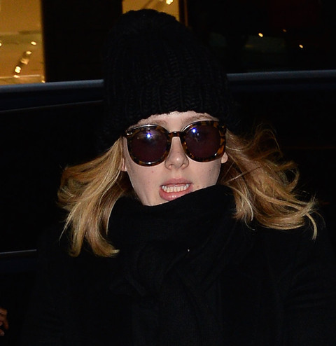 Adele's Resting Pitch Face   Photo 13