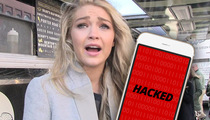 Gigi Hadid -- I'm Being Blackmailed by Hackers