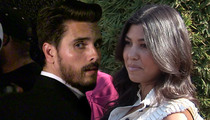 Scott Disick -- Here's My Plan to Win Back Kourtney