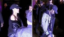 Rihanna -- 'Anti' PDA with Travis Scott (VIDEO)